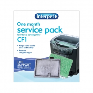 Interpet One Month Service Pack (CF1)
