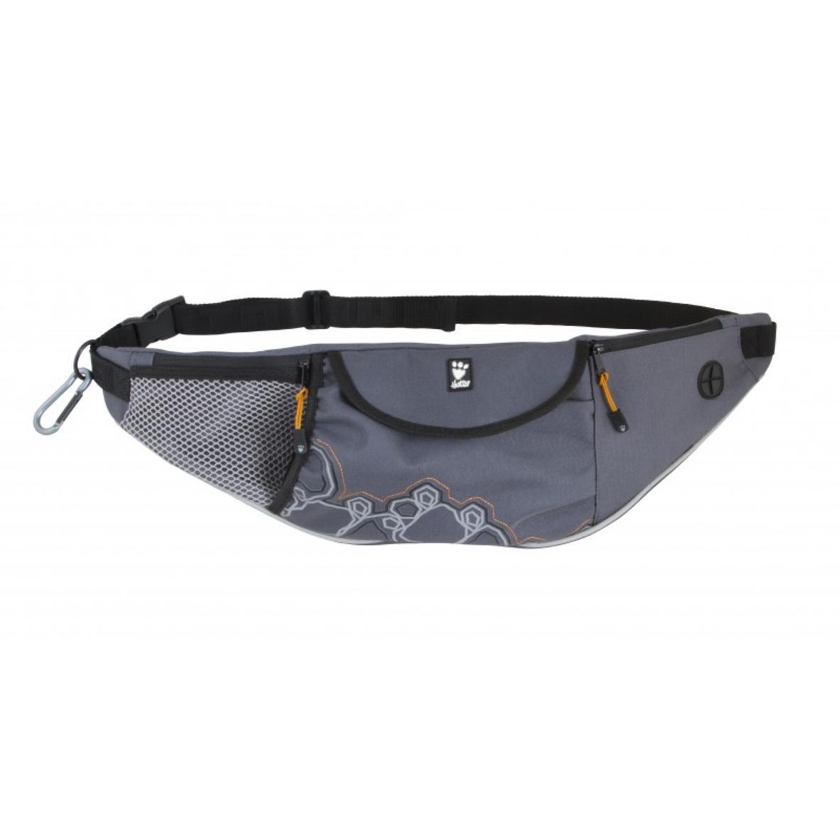 (D) Hurtta Outdoors Action Belt Bag Granite
