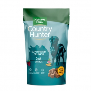 Natures Menu Country Hunter Superfood Crunch Duck 1.2kg