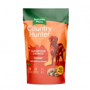 Natures Menu Country Hunter Superfood Crunch Chicken 1.2kg