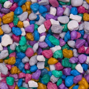 Unipac Aquarium Gravel Stellar Stone Galaxy Mix