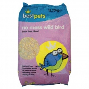 BestPets No Mess Wild Bird Mix 12.75kg