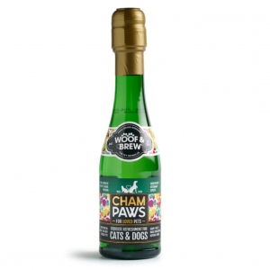 Woof & Brew ChamPaws for Pets 200ml