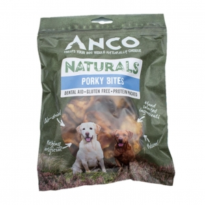 Anco Naturals Porky Bites 250gm