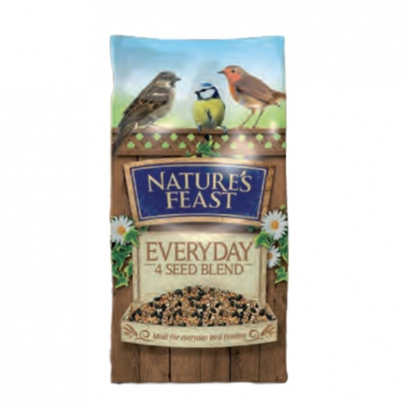Nature's Feast Everyday 4 Seed Blend 1.75kg