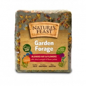 Nature's Feast Garden Forage 1kg