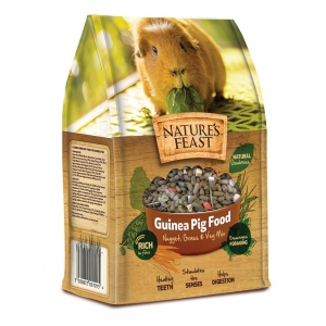Nature's Feast Guinea Pig Food 1.5kg