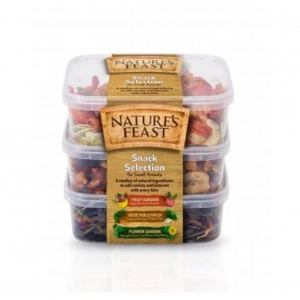 Nature's Feast Snack Selection 175gm