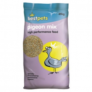 BestPets Pigeon Mix High Performance 20kg