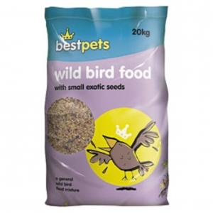 BestPets Wild Bird Food 20kg