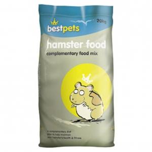 BestPets Hamster Food 15kg