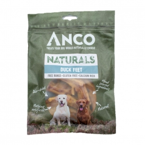 Anco Naturals Duck Feet 100gm