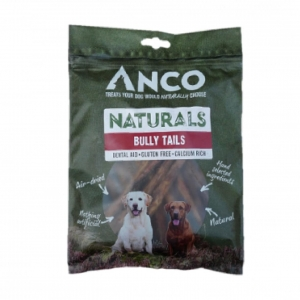 Anco Naturals Bully Tails 190gm