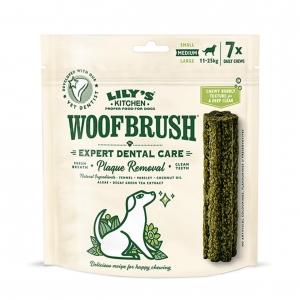 Lilys Kitchen Woofbrush Daily Chews MEDIUM 7pcs