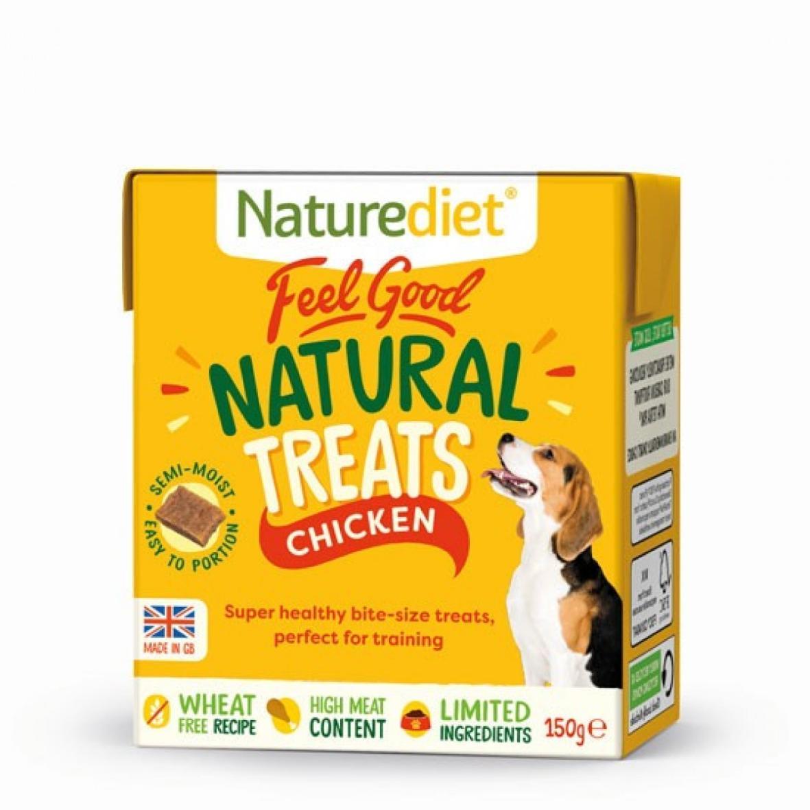 Naturediet Feel Good Natural Treats Chicken 150gm
