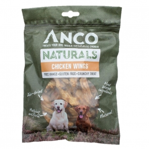 Anco Naturals Chicken Wings 200gm