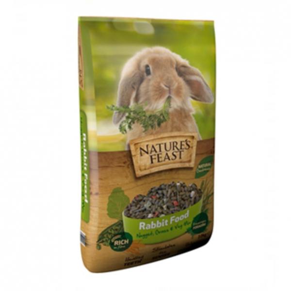 Nature's Feast Rabbit Food