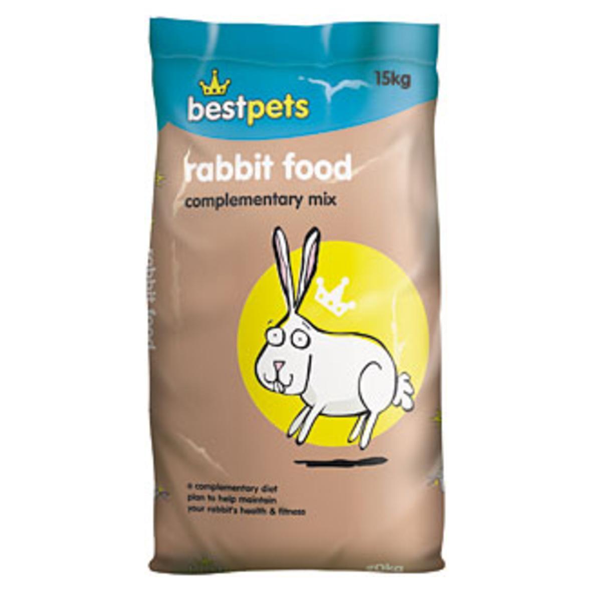 BestPets Rabbit Food 15kg
