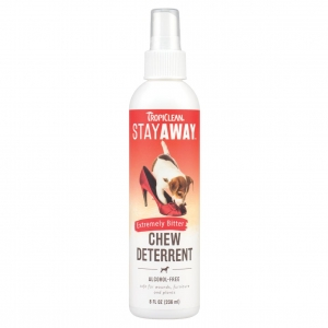 TropiClean StayAway Bitter Chew Deterrent 236ml