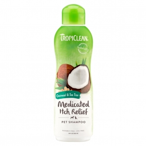 TropiClean Medicated Itch Relief Shampoo