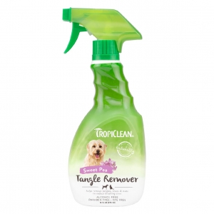 TropiClean Tangle Remover Sweet Pea 473ml