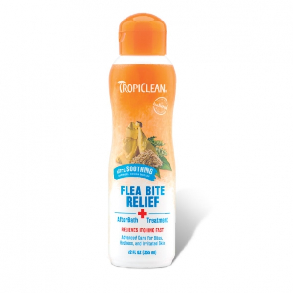 TropiClean Flea Bite Relief Afterbath Treatment