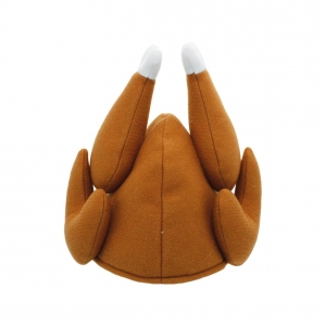 Happy Pet Turkey Topper Hat