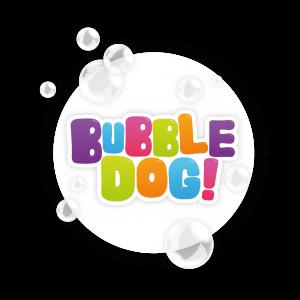 Bubble Dog Logo