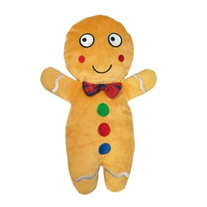 Ancol Crinkle Gingerbread Man 30cm