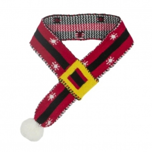 Animate Santa Belt Scarf