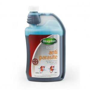 Blagdon Anti Parasite Fish Aid 1L
