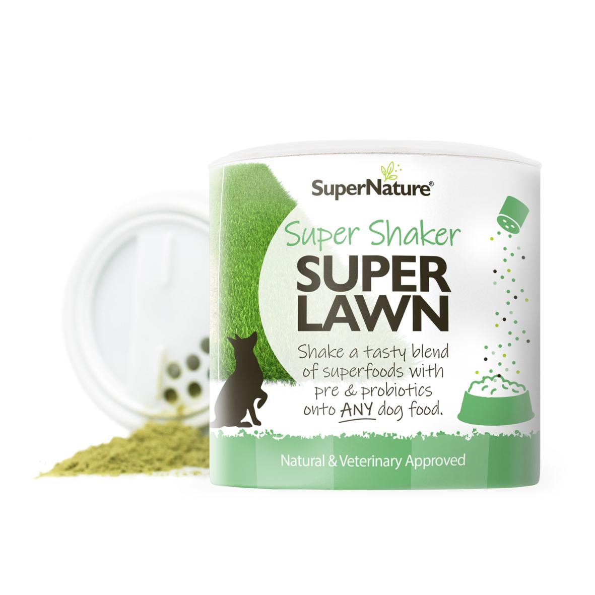 SuperNature Super Lawn Super Shaker 60gm