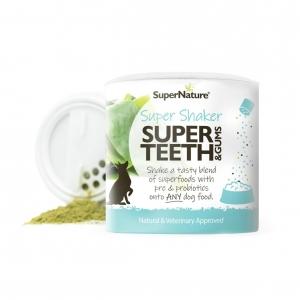 SuperNature Super Teeth & Gums Super Shaker 60g