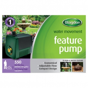 Blagdon Feature Pump 550