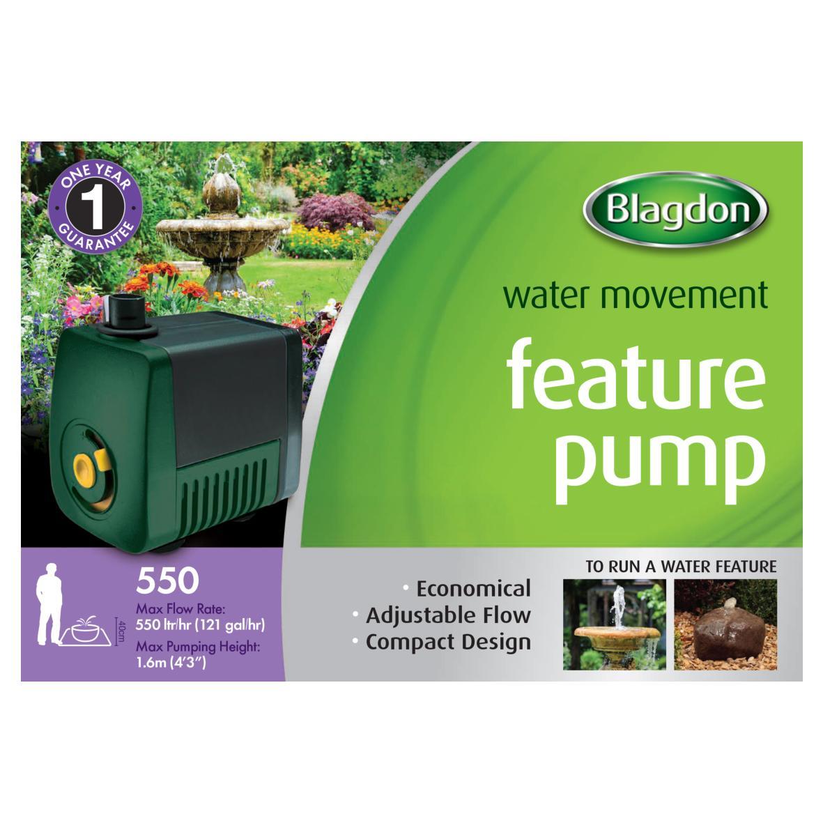 Blagdon Feature Pump 550