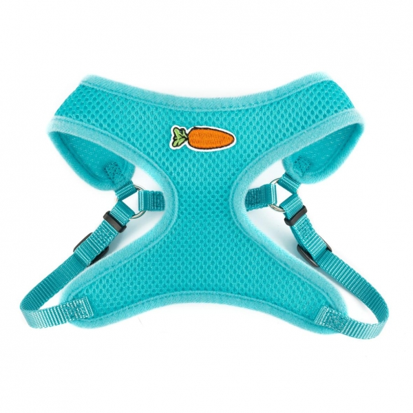 Ancol Just 4 Pets Mesh Harness & Lead Teal*