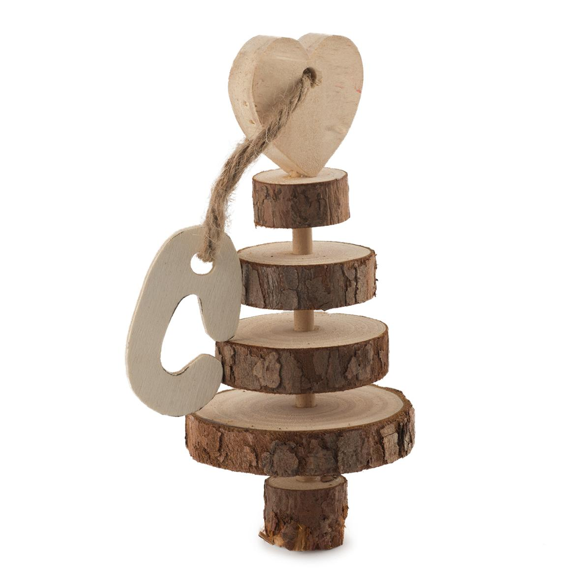 Ancol Just 4 Pets Ring Tree Gnaw 15cm