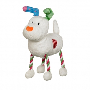 Good Boy Snowdog Hug Tug