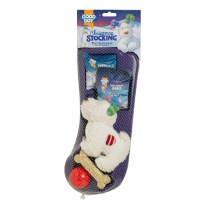 Good Boy The Snowman Christmas Stocking