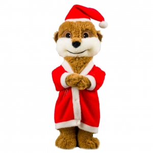 Good Boy Pawsley & Co Santa Meerkat