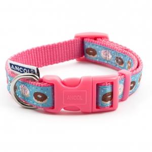 Ancol Fashion Pink Donut Collar