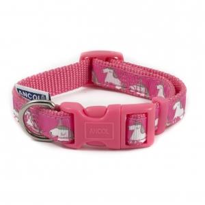 Ancol Fashion Unicorn Collar Pink