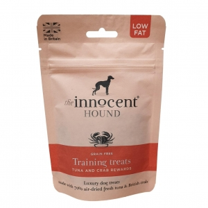 The Innocent Hound Training Treats Tuna & Crab Rewards 70g