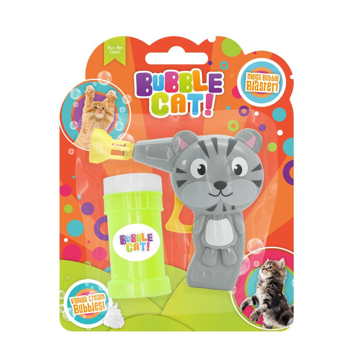 Bubble Cat Mega Bubble Blaster Vanilla Cream (Manual)