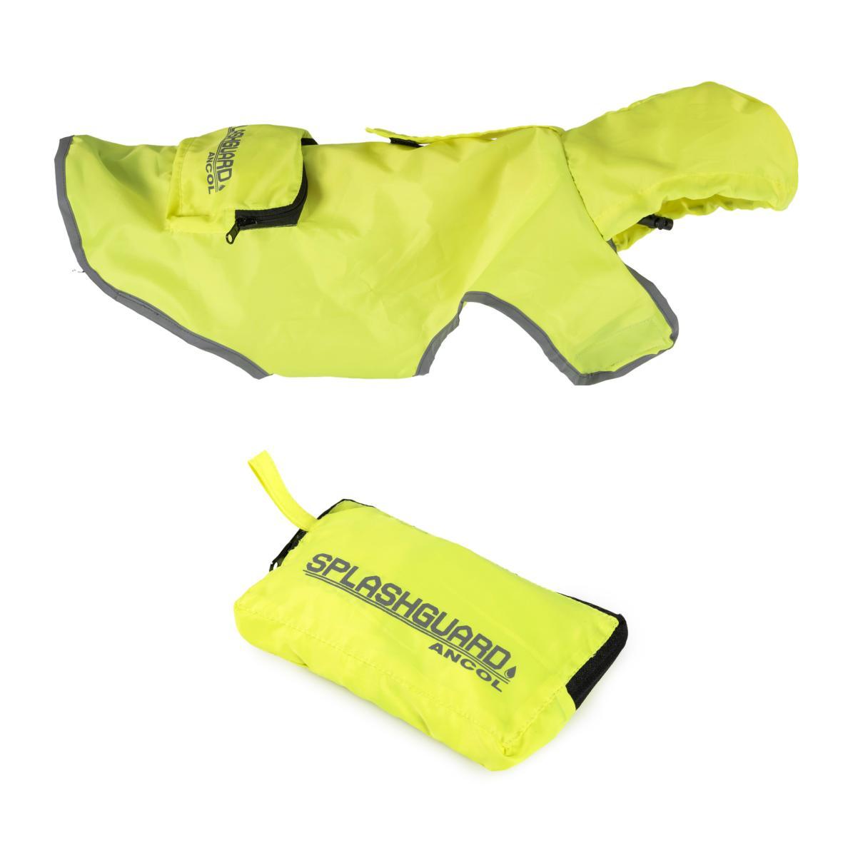 ANCOL Muddy Paws Splashguard Waterproof Jacket