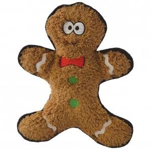 Happy Pet Christmas Crinkles Gingerbread