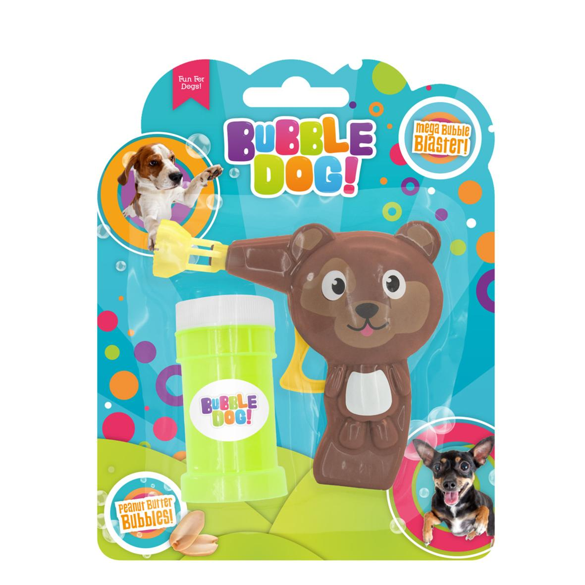 Bubble Dog Mega Bubble Blaster Peanut Butter (Manual)
