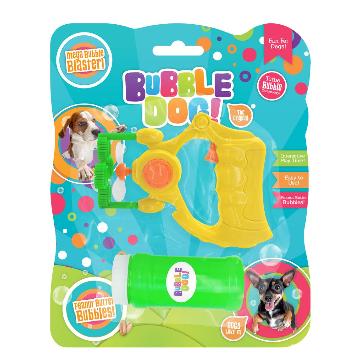 Bubble Dog Bubble Blaster Peanut Butter (Battery)