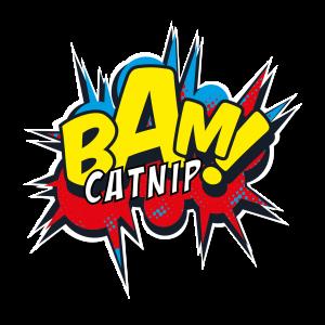 BAM! Catnip Logo