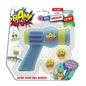 BAM! Catnip Space Ball Blaster